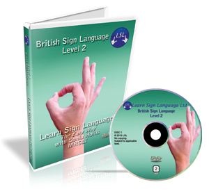 british sign language dvd