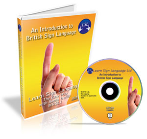 An Introduction To British Sign Language DVD